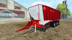 Lely Tigo XR 100D v2.0 for Farming Simulator 2015