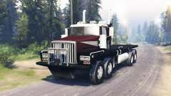 Western Star 6900 for Spin Tires