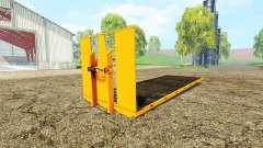 ITRunner plateau v1.1 for Farming Simulator 2015