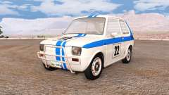 Fiat 126p v5.0 for BeamNG Drive