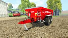 La Campagne BTP 24 for Farming Simulator 2015