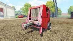 Hesston 5580 for Farming Simulator 2015