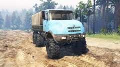 Ural 44202-59 v1.1 for Spin Tires
