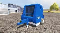 Ford 551 v3.1 for Farming Simulator 2013