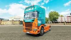 Toll skin for Scania truck
