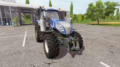 New Holland T8.380 v0.1 for Farming Simulator 2017