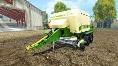 Krone BigPack 120-80 for Farming Simulator 2015