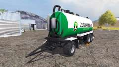 Zunhammer manure transporter for Farming Simulator 2013