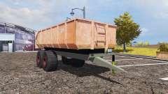 TEKO tipper trailer for Farming Simulator 2013