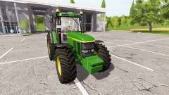 John Deere 7810 v2.0 for Farming Simulator 2017