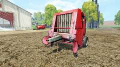 Hesston 5580 v1.1 for Farming Simulator 2015