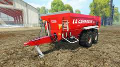 La Campagne BTP 24 v1.1 for Farming Simulator 2015