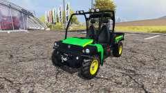 John Deere Gator 825i v2.0 for Farming Simulator 2013