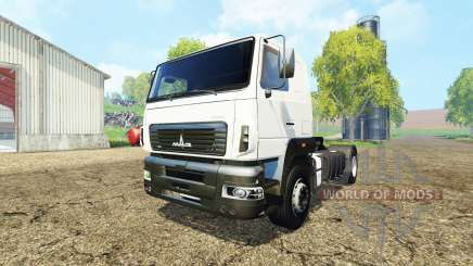 MAZ 5440 for Farming Simulator 2015