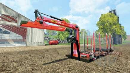 ITRunner forest edition v0.5 for Farming Simulator 2015