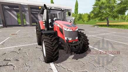 Massey Ferguson 8732 for Farming Simulator 2017