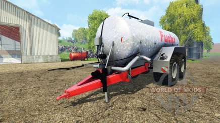Fuchs 18500l for Farming Simulator 2015