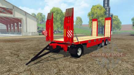 Kaiser trailer for Farming Simulator 2015