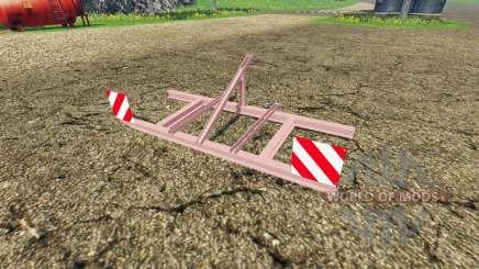 Equalizer ground v3.0 for Farming Simulator 2015