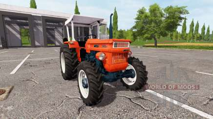 Fiat 540 v1.0.0.4 for Farming Simulator 2017