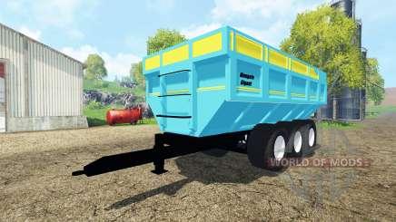 Mengele Gigant for Farming Simulator 2015