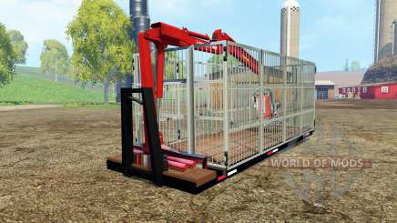 ITRunner forest edition v0.6 for Farming Simulator 2015