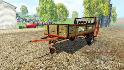 Heywang Mistral for Farming Simulator 2015