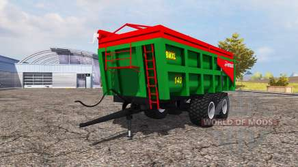 Gyrax BMXL 140 v2.0 for Farming Simulator 2013