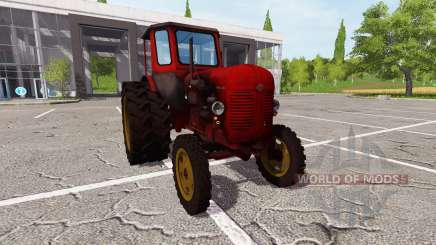 Famulus RS 14-36 v3.4 for Farming Simulator 2017