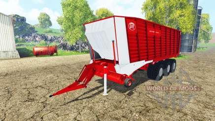 Lely Tigo XR 100D v1.2 for Farming Simulator 2015