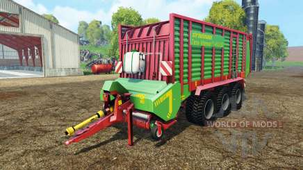 Strautmann Tera-Vitesse CFS 4601 DO v2.0 for Farming Simulator 2015