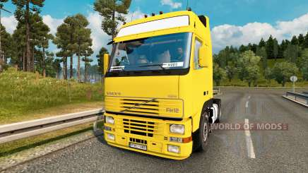 Volvo FH12 v1.4 for Euro Truck Simulator 2