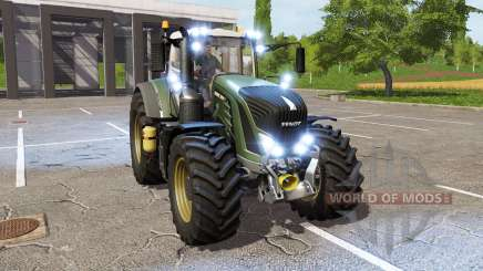 Fendt 939 Vario v3.0.0.1 for Farming Simulator 2017