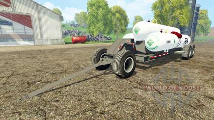 Triple Tank Wagon for Farming Simulator 2015
