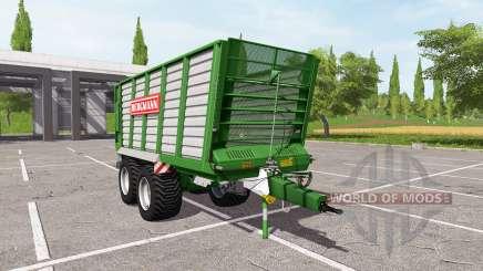 BERGMANN HTW 30 for Farming Simulator 2017
