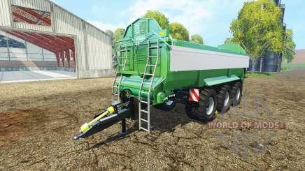 Krampe Bandit 800 for Farming Simulator 2015