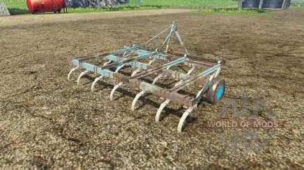 Cultivator v1.1 for Farming Simulator 2015