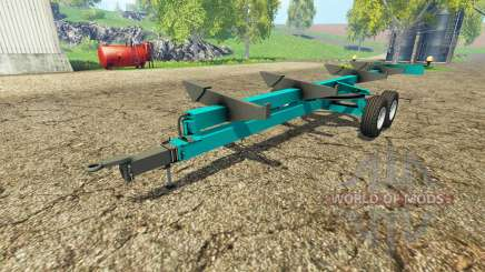 Cochet header trailer for Farming Simulator 2015