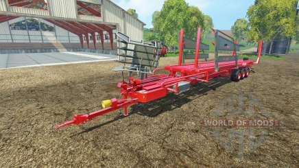 Arcusin AutoStack FS 63-72 for Farming Simulator 2015