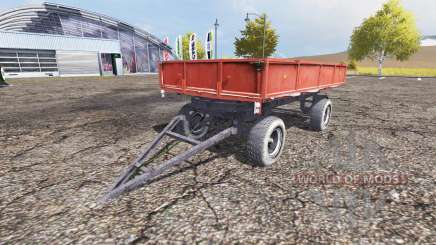Autosan D47 for Farming Simulator 2013