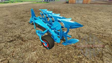 Lemken Juwel 4 for Farming Simulator 2015