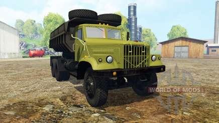 KrAZ 256 for Farming Simulator 2015