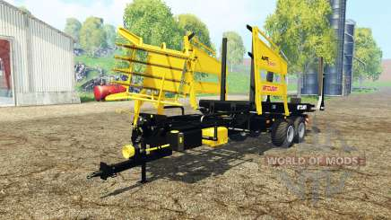 Arcusin AutoStack FS 63-72 for Farming Simulator 2015