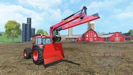 Palfinger Epsilon M80F v2.0 for Farming Simulator 2015