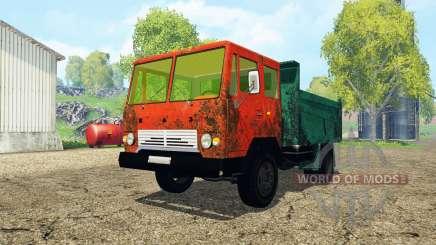 KAZ 608 v2.0 for Farming Simulator 2015