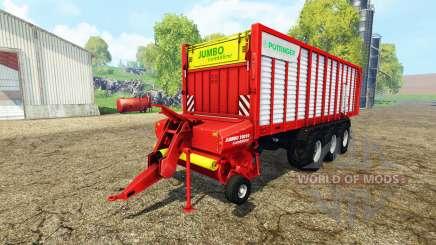 POTTINGER Jumbo 10010 v1.9 for Farming Simulator 2015