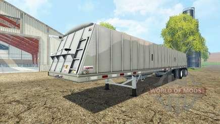 Dakota grain trailer v2.0 for Farming Simulator 2015