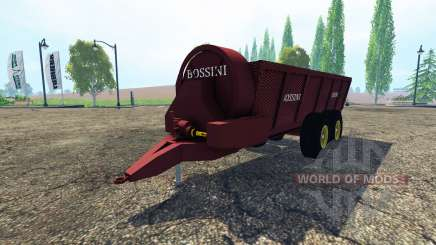 Bossini for Farming Simulator 2015