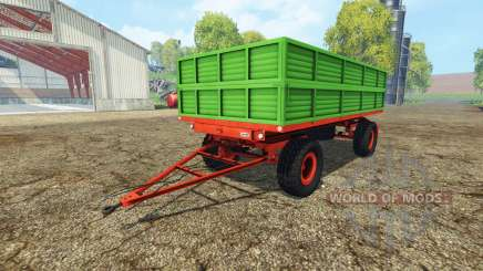 Hodgep MBP-9 for Farming Simulator 2015