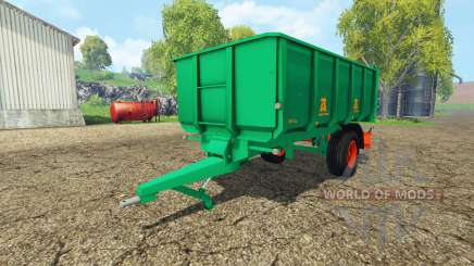 Aguas-Tenias AT10 for Farming Simulator 2015